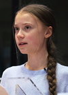 Book Greta Thunberg for your next event.