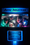 Book Man or Astro-Man? for your next event.