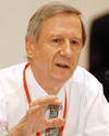 Book Anthony Giddens for your next event.