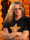 Book Sebastian Bach (of Skid Row) for your next event.