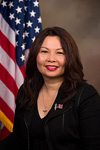 Book L. Tammy Duckworth for your next corporate event, function, or private party.