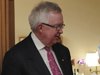 Book The Right Honourable Joe Clark for your next event.