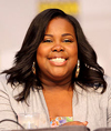 Book Amber Riley for your next corporate event, function, or private party.