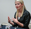 Book Elizabeth Smart for your next event.