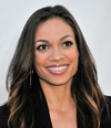 Book Rosario Dawson for your next corporate event, function, or private party.