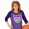 Book Nancy Lieberman for your next corporate event, function, or private party.