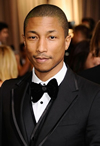 Book Pharrell Williams for your next corporate event, function, or private party.