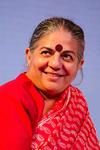 Book Vandana Shiva for your next event.