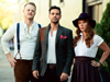 Book The Lone Bellow for your next corporate event, function, or private party.