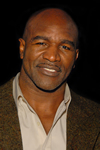 Book Evander Holyfield for your next corporate event, function, or private party.