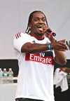 Book Pusha T for your next corporate event, function, or private party.