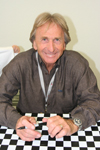 Book Derek Bell for your next event.