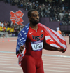 Book Tyson Gay for your next event.