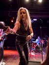 Book Cherie Currie for your next event.