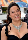 Book Michelle Rodriguez for your next corporate event, function, or private party.