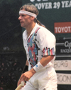 Book Bjorn Borg for your next event.