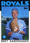 Book Bret Saberhagen for your next corporate event, function, or private party.