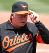 Book Buck Showalter for your next event.