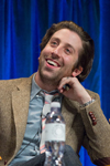 Book Simon Helberg for your next event.