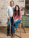 Book Chip and Joanna Gaines for your next corporate event, function, or private party.