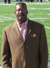 Book Andre Tippett  for your next event.