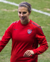 Book Carli Lloyd for your next corporate event, function, or private party.