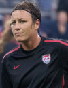 Book Abby Wambach for your next corporate event, function, or private party.