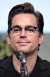 Book Matt Bomer for your next event.