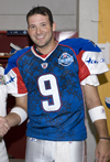 Book Tony Romo for your next corporate event, function, or private party.