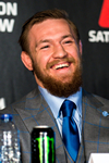 Book Conor McGregor for your next corporate event, function, or private party.