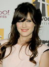 Book Zooey Deschanel for your next event.