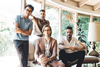 Book Saint Motel for your next event.