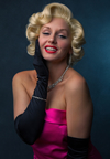 Book Stephanie Stuart- Marilyn Monroe Impersonator for your next event.
