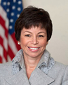 Book Valerie Jarrett for your next event.