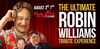 Book The Ultimate Robin Williams Tribute Experience for your next event.