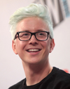 Book Tyler Oakley for your next event.