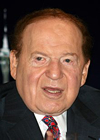 Book Sheldon Adelson for your next event.