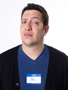 Book Sal Vulcano for your next event.