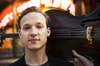 Book Ben Sollee for your next event.