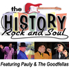 Book History of Rock & Soul for your next event.