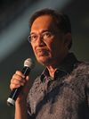 Book Anwar Ibrahim for your next event.
