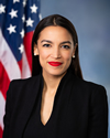 Book Alexandria Ocasio-Cortez for your next event.