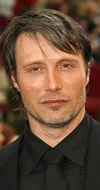 Book Mads Mikkelsen for your next event.