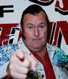 Book The Honky Tonk Man for your next event.