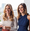 Book Carly Zakin and Danielle Weisberg for your next event.