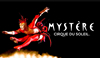 Book Mystere by Cirque Du Soleil for your next event.