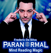 Book Paranormal Mind Reading Magic for your next event.