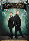Book Four-Handed Illusions for your next corporate event, function, or private party.