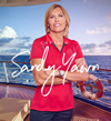 Book Captain Sandra Yawn for your next corporate event, function, or private party.